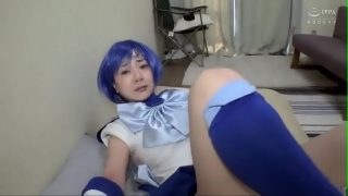 Housewife Cosplays Sailor Moon Characters In Long Fuck Session With Her Husband